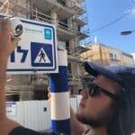 בנייה והקמה של חניונים בתל אביב