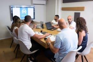 ישיבה חניוני מאיה המומחים לניהול חניונים