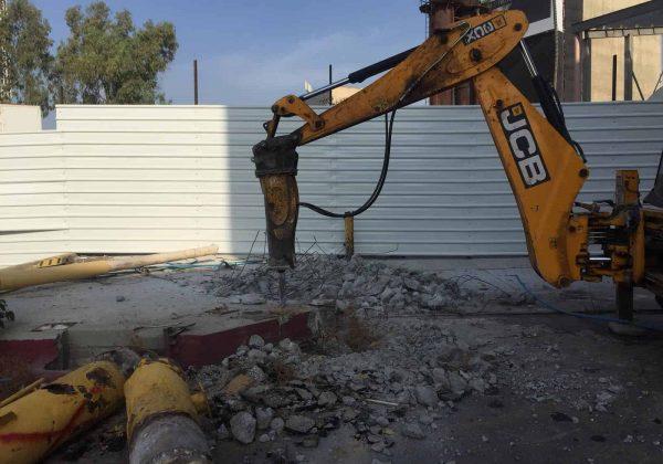 פיתוח חניונים ושיפוץ חניונים